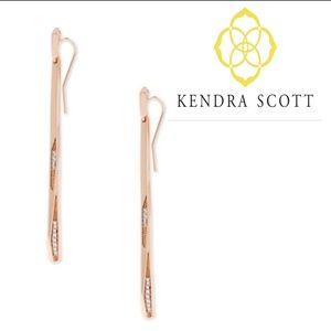 JUST IN🔶️ Kendra Scott Rose Gold Melissa Earrings